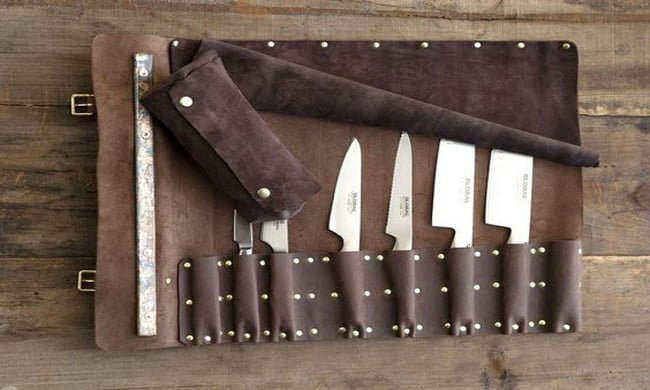Top-knife-roll