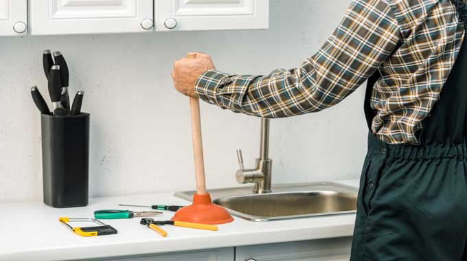 why is my kitchen sink gurgling and how to repair
