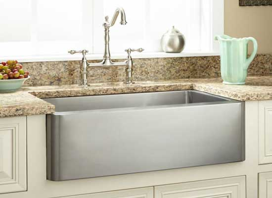 Best Stainless-steel-farmhouse-sink